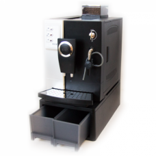 Кофемашина Colet Q003B (увеличенный контейнер для кофе и отходов)
