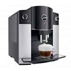 Кофемашина JURA D6 Platin EV