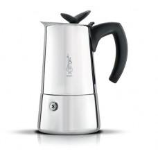 Гейзерная кофеварка  Bialetti Musa 6 cups (240 мл.) 1743 \ 4273 (индукционный)