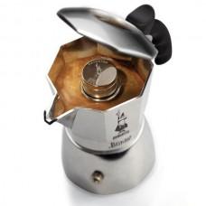 Гейзерная кофеварка  Bialetti &quotBrikka NEW&quot 4 порции