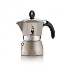 Гейзерная кофеварка Bialetti Dama Glamour Pearl 3 cups