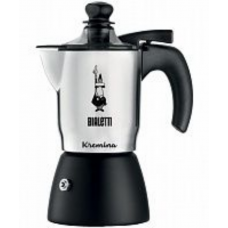 Гейзерная кофеварка Bialetti Kremina со вспенивателем 3 порции СЛ