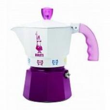 Гейзерная кофеварка Bialetti Moka Butterflies 3 порции СЛ