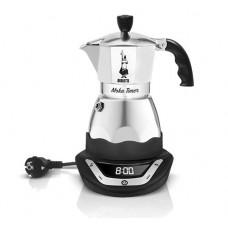 Гейзерная кофеварка Bialetti Moka timer 6 cups (240 мл.) 6093 (электрический)