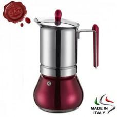 Кофеварка гейзерная GAT ANNETTA 10 cups