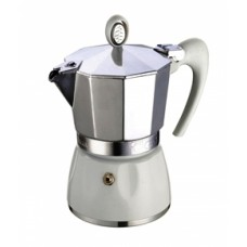 Кофеварка гейзерная G.A.T. DIVA Black & White 6 cups