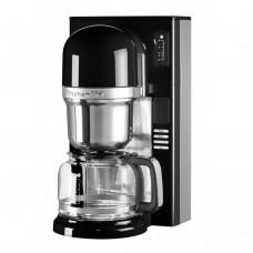 Капельная кофеварка KitchenAid черная 5KCM0802EOB
