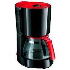 Кофеварка капельная Melitta Enjoy II черная-красная
