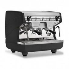 Кофемашина рожковая профессиональная Nuova Simonelli Appia II Compact 2Gr S 220V black+economizer арт. 99290