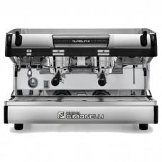 Кофемашина рожковая профессиональная Nuova Simonelli Aurelia II 2Gr S 380V black+cup warmer арт. 108416
