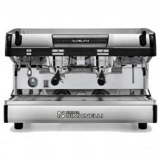 Кофемашина рожковая профессиональная Nuova Simonelli Aurelia II 2Gr S 380V black+LED+Cupwarmer арт. 109363
