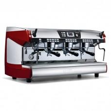 Кофемашина рожковая профессиональная Nuova Simonelli Aurelia II 3Gr Digit 380V red+2 Easy Cream+high gr арт. 64911