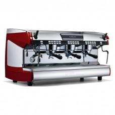 Кофемашина рожковая профессиональная Nuova Simonelli Aurelia II 3Gr V 220V red+LED арт. 87437