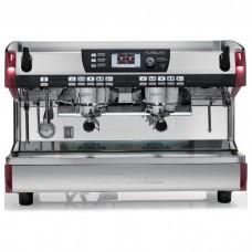 Кофемашина рожковая профессиональная Nuova Simonelli Aurelia II T3 2Gr V 380V red+cup warmer арт. 87575