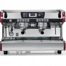 Кофемашина рожковая профессиональная Nuova Simonelli Aurelia II T3 2Gr V 380V red+cup warmer+high group арт. 108047