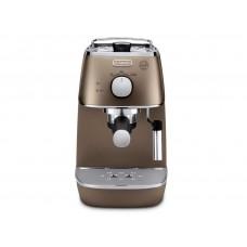 Рожковая кофеварка DeLonghi  Distinta ECI 341.BZ